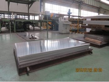 6061 aluminum slab, Aluminum coating sheet 5052