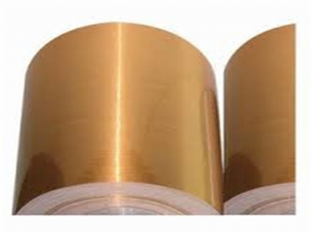 Gold Colored Aluminium Foil For Household Use 8011