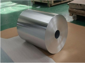 China Lamination Aluminum Foil factory