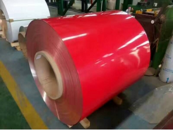 China aluminum coating foil factory