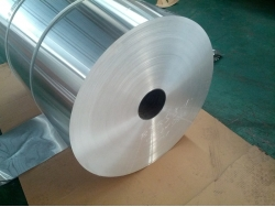 China Aluminum PVDF coated coil manufacturer, Aluminum coated coil 5052H18 factory