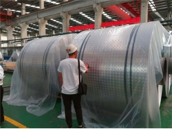 Aluminum cladding coil 7072/3003/7072, Aluminum coating coil on sale