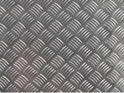 China Checkered Aluminium Sheet-Fabrik