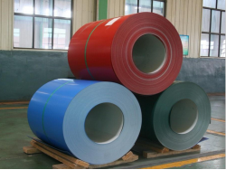 China aluminum coating coil factory